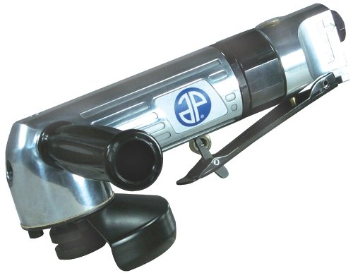 Astro Pneumatic Air Drill Kit (Astro 3006 4-Inch Air Angle Grinder with Lever Throttle)