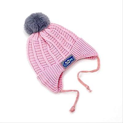 QZHYGE 1pcs Sombreros para bebés Gorros de Invierno para niños ...