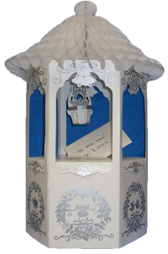 Weddingandpartystore Large Wedding Wishing Well Card Posting Box