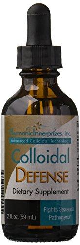 Harmonic Innerprizes Colloidal Defense, 2 Ounce Review