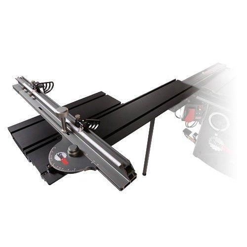 SawStop TSA-SA48 Sliding Crosscut Table Attachment (Engineered Oak Cherry)