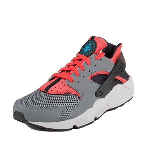 ns trainers 318429 sneakers shoes (uk 9.5 us 10.5 eu 44.5, cool grey bright crimson black blue legion 009) ()