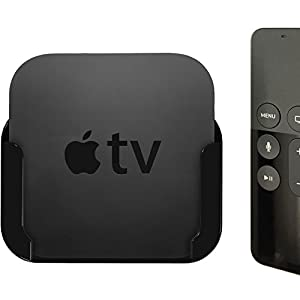 apple tv price. totalmount apple tv mount - compatible with all tvs including 4k tv price