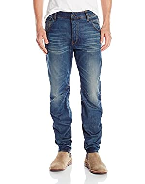 Men's Arc 3D Tapered-Fit Jean in Hydrite Denim