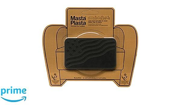 MastaPlasta New! Self-Adhesive Black Suede Repair Patches ...
