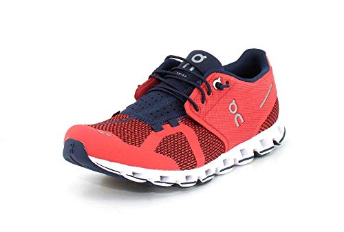 On-Running Womens Cloud Coral Pacific Running Shoe – 7.5