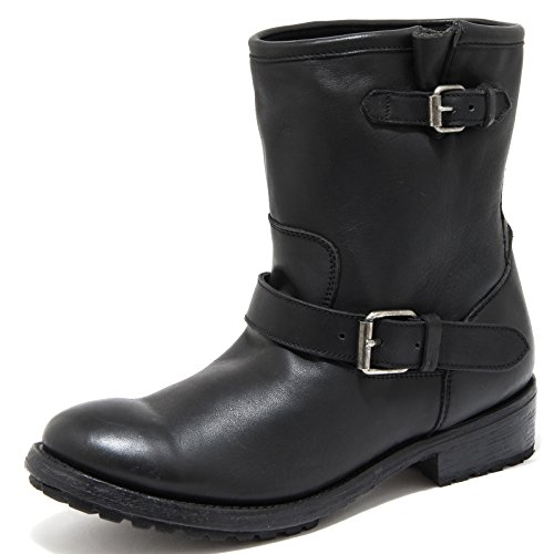 Rupert Scarpa ASH Nero Men Boots Stivale 86622 Uomo Shoes 1EErwtFqH