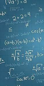 Maths LG G4 Transparent Edge Case - Design 2
