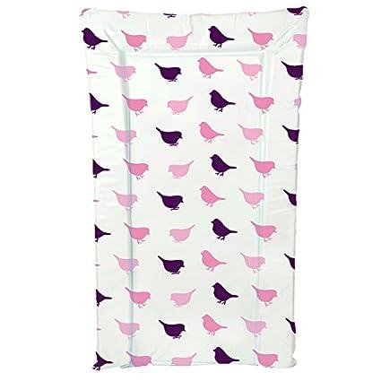 Kit For Kids Bird Large Changing Mat Pink