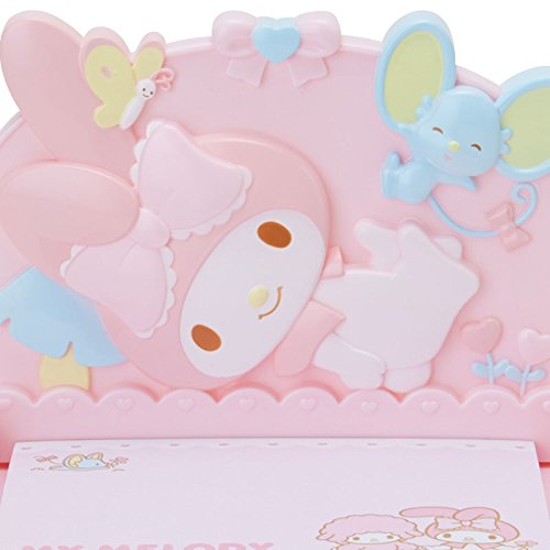 My Melody Desktop Chest With Memo Pad: Pink by SANRIO (Image #3)