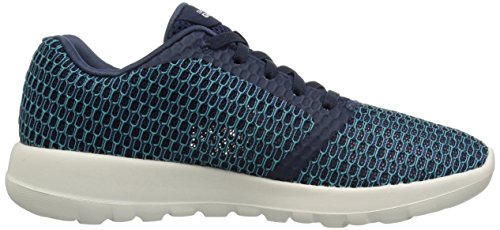Skechers Womens Go Joy 15606 Walking Shoe Navy / Turchese
