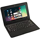 "Tablets & Computers 7"" Inch Portable EPC Mini Netbook Laptop-- Android 4.4 Kitkat-- HDMI-- Webcam-- 4gb-- Birthday & Chritmas Gifts (Black)"