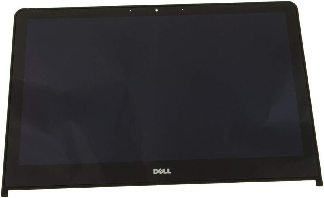 "FOR DELL 15.6"" UHD 4K LCD Screen Display Touch Digitizer Bezel Assembly 53FC4 053FC4 Inspiron 15 7559"