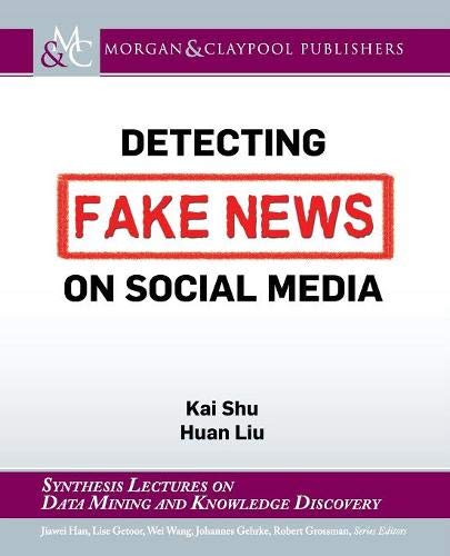 Detecting Fake News on Social Media Front Cover