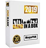 Software : Band-in-a-Box 2019 MegaPAK [Windows USB Flash Drive] - Create your own backing tracks