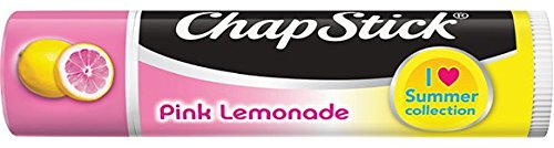- ChapStick Summer Collection Pink Lemonade, 0.15 oz (Pack of 1)
