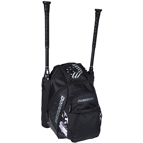 DeMarini Voodoo Rebirth Exclusive Edition Bat Pack Black/Multi