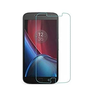 Gorilla Armour Tempered Glass for Motorola Moto G4 plus, G plus  4th edition  Screen guards