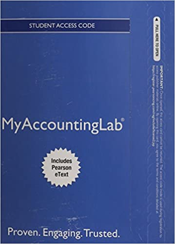 New mylab accounting with pearson etext access card for new mylab accounting with pearson etext access card for financial accounting 10th edition fandeluxe Choice Image