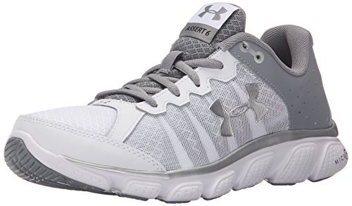 Running White 6 Assert Armour Under De Chaussures Ua G Femme W Micro P6Pg7qB