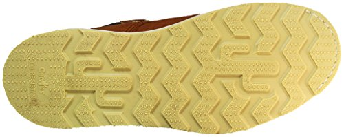 Cactus Mens 6 Leather Dual-Density Outsole Moc-Toe Work Boots Light Brown w88s5TcCO