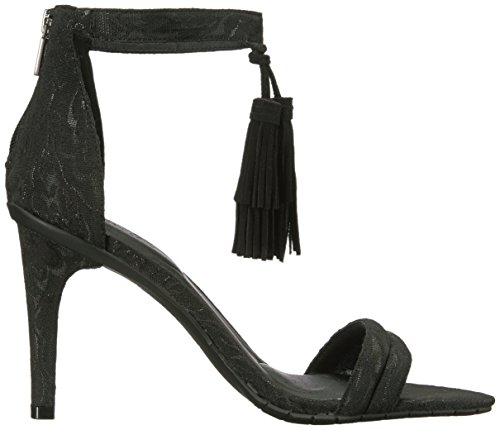 Sandal Two Reaction Stiletto Cole Toe Detail Open Piece Kenneth Smash Black Dress Light womens With Tassel B4PfaXwq