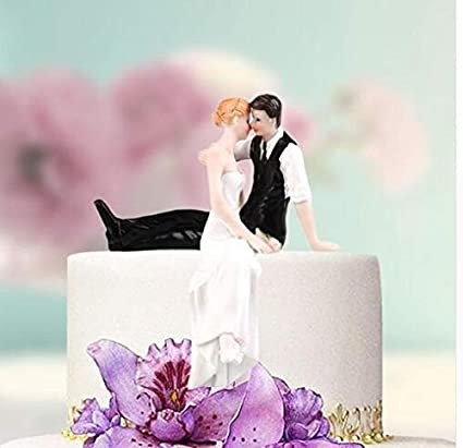 Figurines Miniatures Selling Western Style Wedding Gift Cake