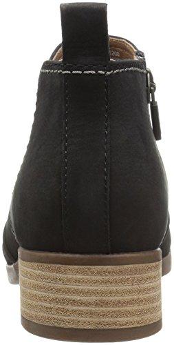 Women's Antiqued 36 Bootie Black Lola European Nubuck Calf US Ankle Black Dansko aqXdwBa