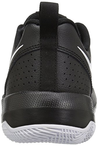 Team Quick 004 White Basketball Hustle Black Gs Shoes Nike Boys Black f4xSwPc