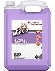 Limpador Perfumado Mr Músculo Professional Lavanda 5L