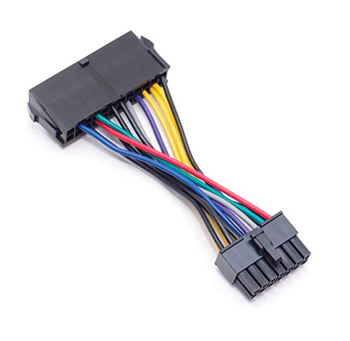 Used, Must Have Gadgets 24 Pin to 14 Pin PSU Main Power Supply for sale  Delivered anywhere in USA