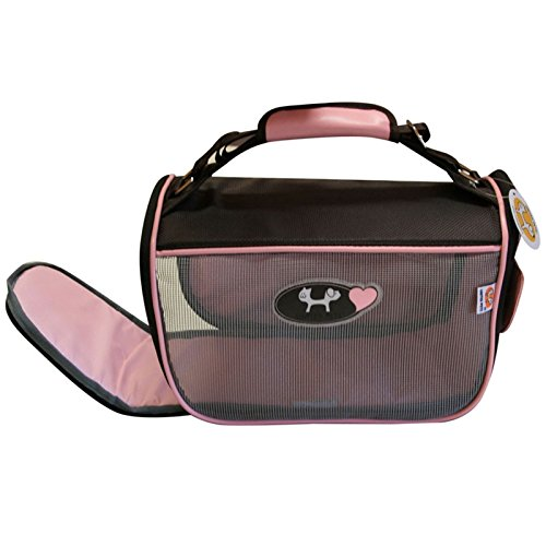 United Pets TP01444RO Hundetragetasche - Chihuahua, pink