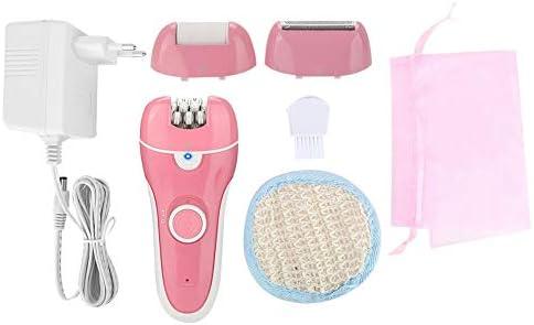 Depiladora eléctrica para mujeres Máquina de afeitar eléctrica ...