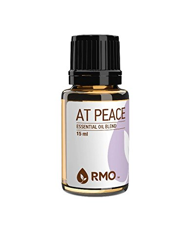 Rocky Mountain Oils - At Peace - 15 ml - 100% Pure and Natural Essential Oil Blend