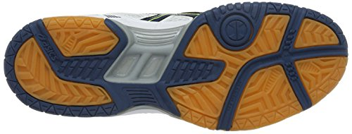 Asics Gel-Flare 5 M, Zapatos de Voleibol para Hombre Blanco (Taupe 7t)