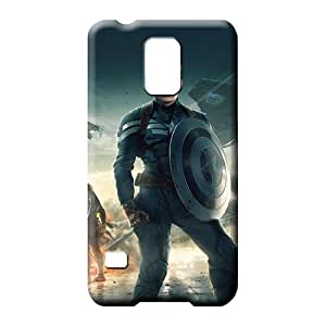 samsung galaxy s5 covers Style Hd mobile phone carrying covers captain america the winter soldier 2014