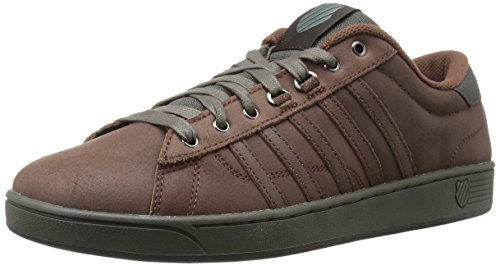 K-Swiss Men's Hoke P CMF Fashion Sneaker, Potting Soil ...