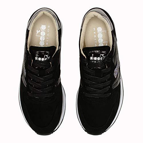 Sneaker Camaro H 173896 Black 201 Diadora Ita W Uf6dHxw