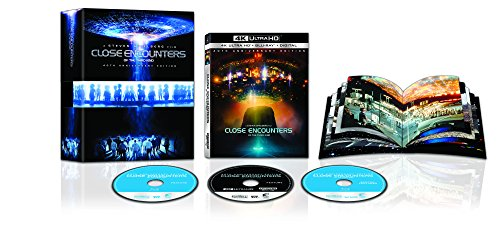 Close Encounters of the Third Kind Anniversary Edition [Blu-ray] (Close Encounters Of The Third Kind Re 2017)