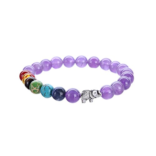 7-colour-yoga-energy-bracelet-available-lava-rock-elephants-bracelet-with-purple