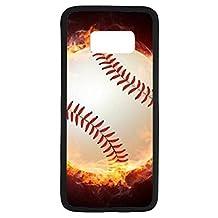 Baseball Phone Case Custom Pattern for Samsung Galaxy S6/S7/S8/s8 plus