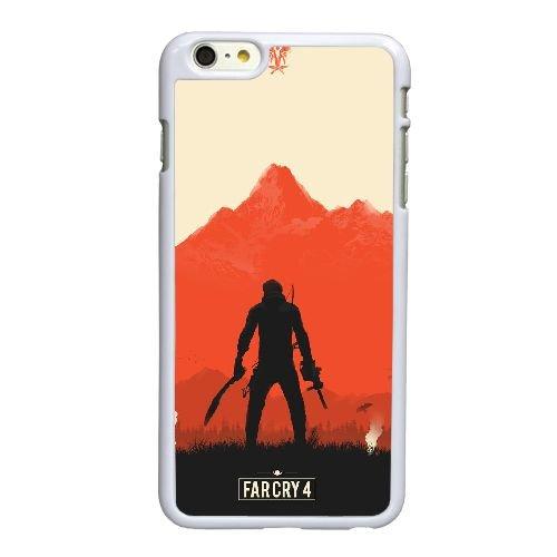 Z8S55 âmes sombres ii Z2W8AR coque iPhone 6 Plus de 5,5 pouces cas de couverture de téléphone portable coque blanche WU2FKH5BE