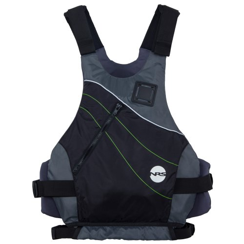 NRS Vapor PFD (Black, L-XL) (Nrs Life Jacket)