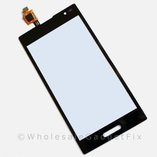 LG Optimus L9 P769 Panel Touch Glass Lens Digitizer Screen Replacement OEM Parts