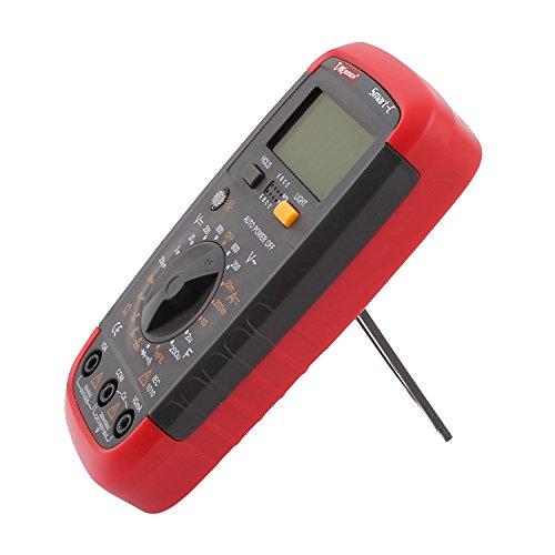 Check For Continuity Voltmeter : Dmiotech digital multimeter multi tester capacitance test