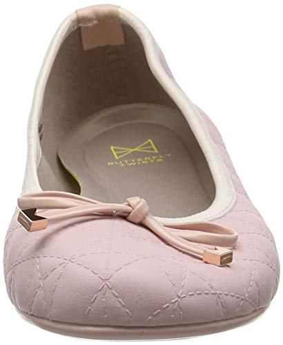 Butterfly Bout 246 Twists Pink Femme Tegan Ballerines Fermé blush tqpx8trw