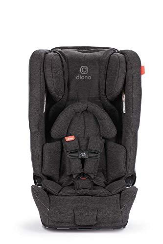 41sPCk - Diono Rainier 2AXT All-in-One Convertible Car Seat, Grey Dark