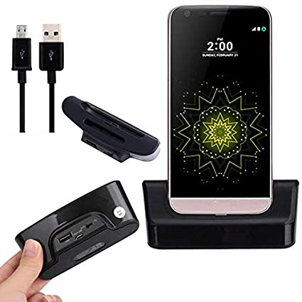 Amazon.com: FidgetFidget Charging Dock Station OTG USB Dual ...