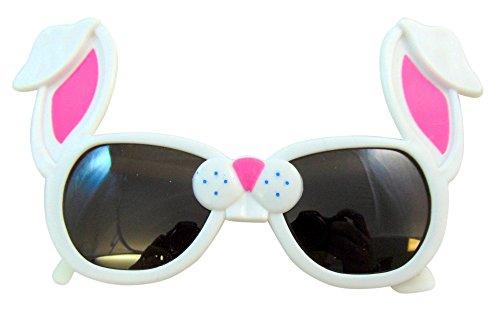 Easter Bunny Glasses Funny Sunglasses for Girls or - Egg Sunglasses With