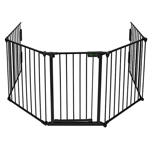 Barrera de seguridad 5 paneles